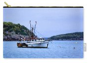 Trawling In Bar Harbor Carry-all Pouch