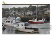 Lobster Fleet Rockport Harbor Carry-all Pouch