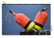 Lobster Pot Buoys Carry-all Pouch