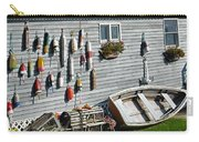 Lobster Pots And Buoys Carry-all Pouch