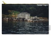 Lobster Pots And Old Stage Carry-all Pouch