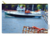 Lobster Trap In Maine Carry-all Pouch