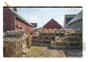 Lobster Traps In North Rustico Carry-all Pouch