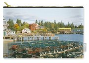 Lobster Village In Autumn, Southwest Carry-all Pouch