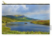 Loch Fada To The Storr Carry-all Pouch
