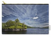 Loch Katrine Landscape Carry-all Pouch