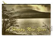 Loch Lomond  New Year Greeting Carry-all Pouch