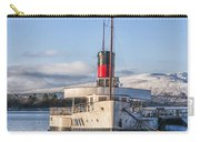 Loch Lomond Paddle Steamer Carry-all Pouch
