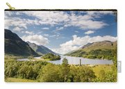 Loch Shiel And Glenfinnan Monument Carry-all Pouch