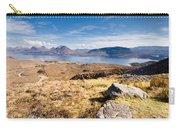 Loch Torridon From Bealach Na Gaoithe Carry-all Pouch