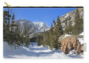 Loch Vale Winter Carry-all Pouch