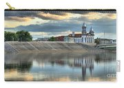 Lock Haven In The Susquehanna Carry-all Pouch