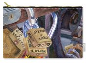 Locks Of Luck Carry-all Pouch