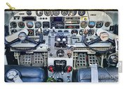 Lockheed 12a Electra Junior Cockpit Carry-all Pouch
