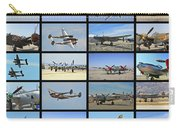 Lockheed P-38 Poster Carry-all Pouch