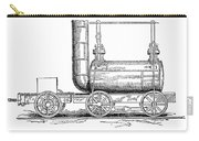 Locomotive, 1815 Carry-all Pouch