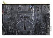 Locomotive 886 Steam Boiler Firebox Carry-all Pouch