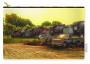 Locomotive Graveyard Carry-all Pouch