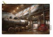 Locomotive - Locomotive Repair Shop Carry-all Pouch