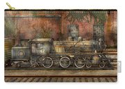 Locomotive - Our Old Family Business Carry-all Pouch by Mike Savad