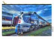 Locomotive Wabash E8 No 1009 Carry-all Pouch