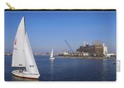 Locust Pt Sailing Carry-all Pouch