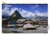 Lodge At Many Glacier, Glacier National Carry-all Pouch