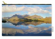 Lofoten Panorama Selfjorden Norway Carry-all Pouch