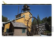 Log Flume Ride Disneyland Carry-all Pouch