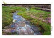 Logan Pass Creek Carry-all Pouch