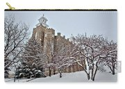Logan Temple Winter Carry-all Pouch