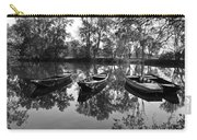 Loire River Boats Carry-all Pouch
