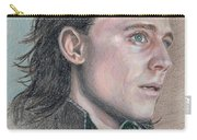 Loki From The Avengers Carry-all Pouch