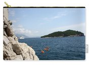 Lokrum From  Buza Carry-all Pouch