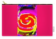Lol Happy Iphone Case Covers For Your Cell And Mobile Devices Carole Spandau Designs Cbs Art 148 Carry-all Pouch by Carole Spandau