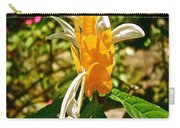 Lollipop Flower In Quepos-costa Rica Carry-all Pouch