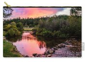 Lolo Hot Springs Creek Carry-all Pouch