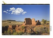 900 Year Old Lomaki Puebloan Ruins, Arizona Carry-all Pouch