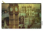 London - Big Ben Carry-all Pouch