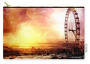 London - London Eye Carry-all Pouch
