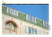 London Apartments Carry-all Pouch by Tom Gowanlock