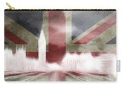 London Big Ben Abstract Carry-all Pouch