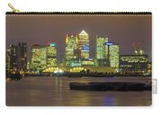 London Docklands Carry-all Pouch by Dawn OConnor