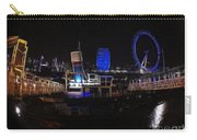 Downtown London Carry-all Pouch