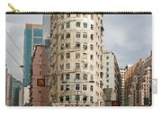 London Itman Centre Building In Hong Kong Carry-all Pouch
