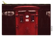 London Post Box Carry-all Pouch