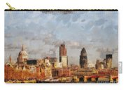 London Skyline From The River  Carry-all Pouch