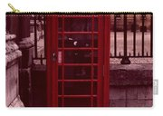 London Telephone Carry-all Pouch