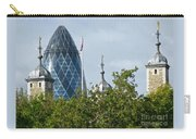 London Towers Carry-all Pouch by Ann Horn