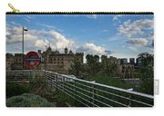 London Underground And The Tower Of London Carry-all Pouch